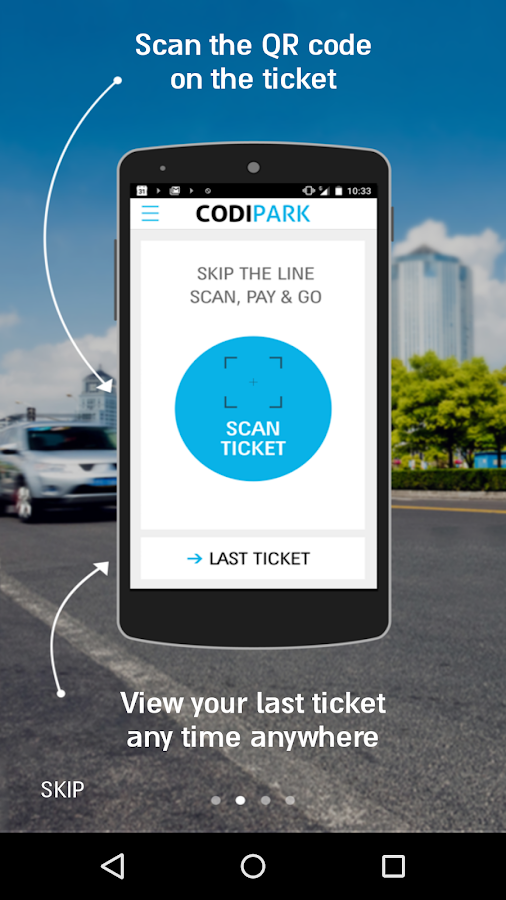 CodiPark- screenshot
