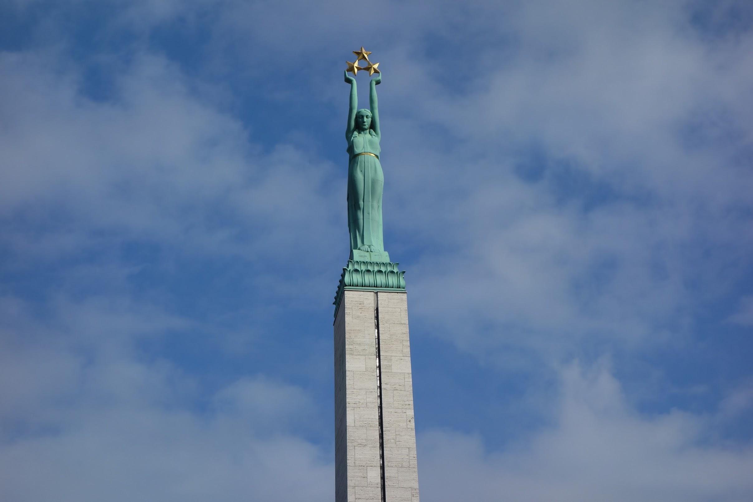 Riga Freedom Monument
