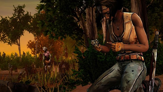 The Walking Dead: Michonne Screenshot 6