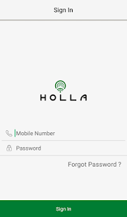 Holla Driver- screenshot thumbnail