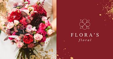 Flora's Floral - Facebook Event Cover Template