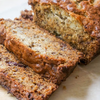 Simple and Authentic Banana Bread
