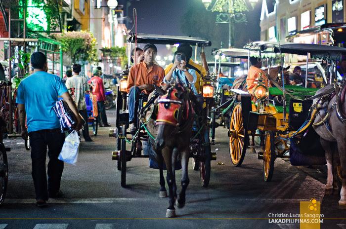 Malioboro Yogyakarta Andong