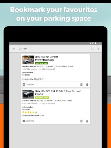 mobile.de u2013 Germanyu2018s largest car market screenshots 13