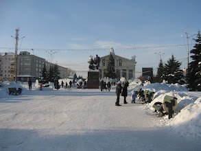Photo: Зимний праздник