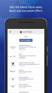 GGP Malls- screenshot thumbnail