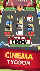 Cinema Tycoon MOD (Unlimited Money/No Ads) 1