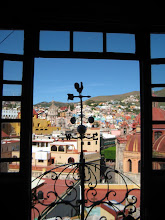 Photo: View from El Gallo, the rooster, restaurant atop one of the city's hills.