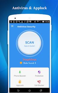 Antivirus & Mobile Security - Applock - Call Block - náhled
