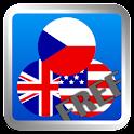 Travel Talk Dict. Czech Free icon