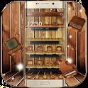 Golden Oak Wood Theme 4K Wallpaper icon