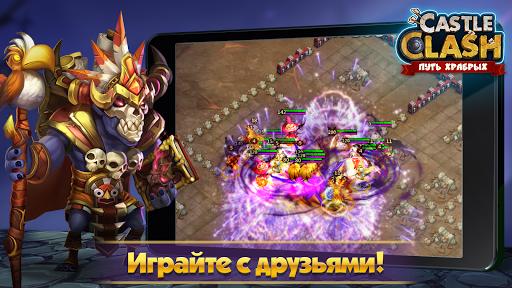 Castle Clash: War of Heroes RU 1.4.3 {cheat|hack|gameplay|apk mod|resources generator} 5