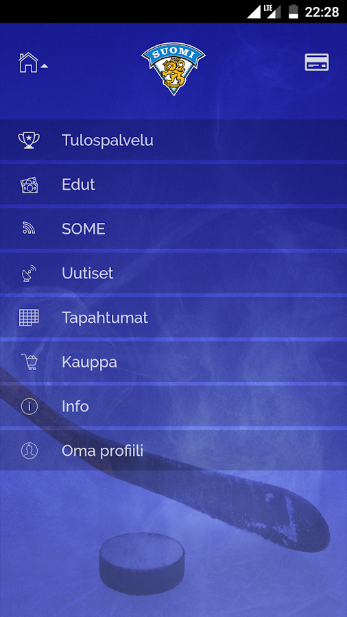 Leijonat- screenshot