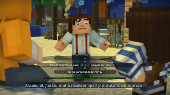 [Download Guide Minecraft Story Mode for PC] Screenshot 2