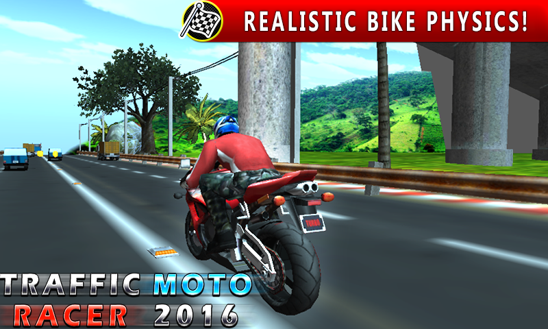 Traffic-Moto-Racer-Stunt-Rider 13