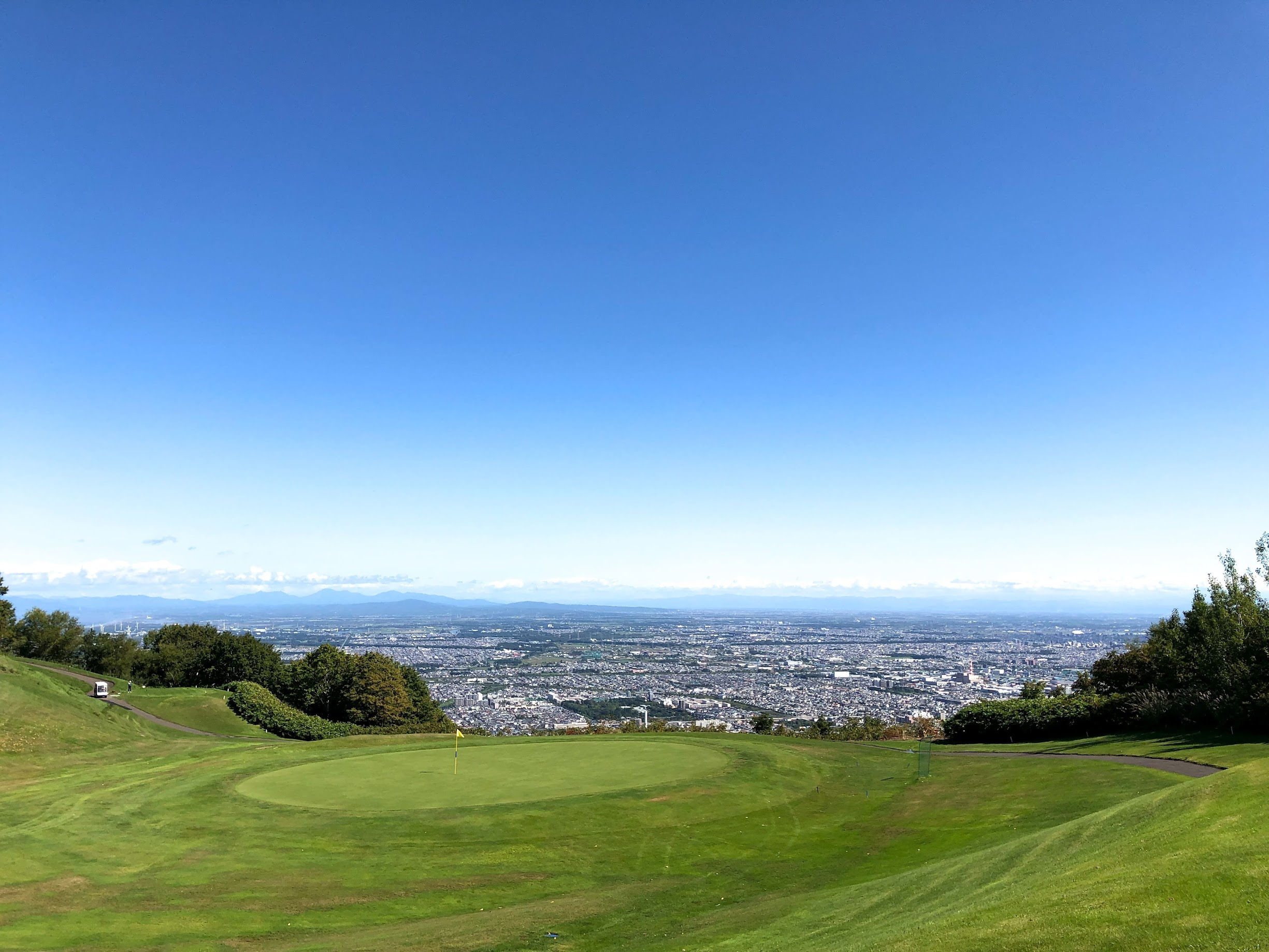 北海道 札幌テイネゴルフ倶楽部