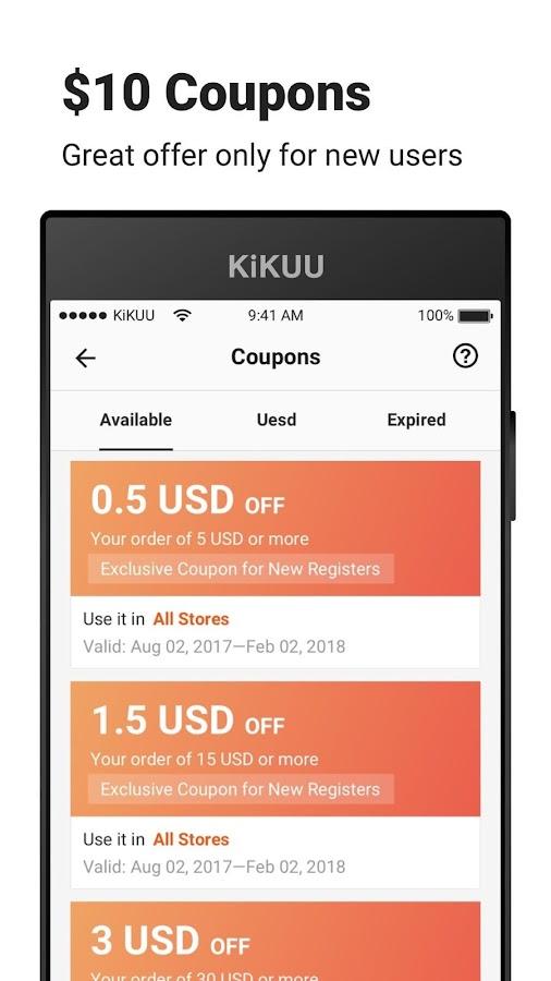 KiKUU - Online Shopping App, Buy Trending Products ...