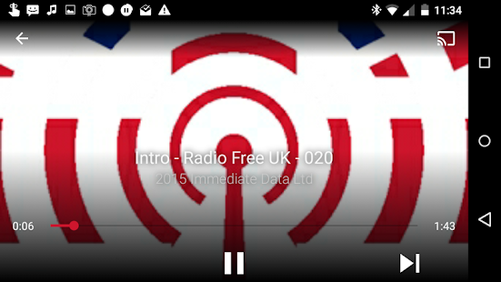 Radio Free UK- screenshot thumbnail