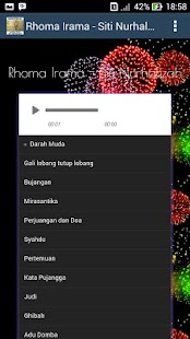 Rhoma Irama Siti Nurhaliza - Dangdut Melayu Mp3 - náhled