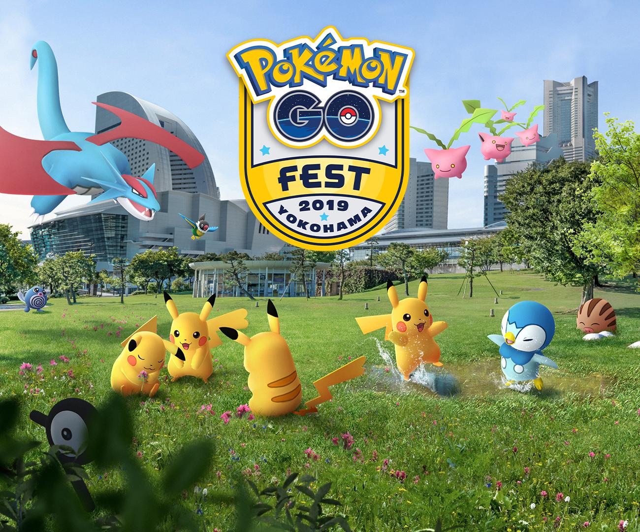 Pokémon GO Fest 2019—Yokohama