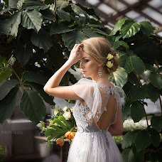 Wedding photographer Alena Polonskaya (AlenaPolonskay). Photo of 05.07.2016
