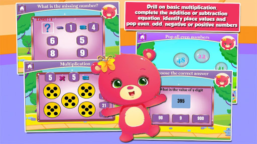Second Grade Learning Games 3.15 screenshots 7