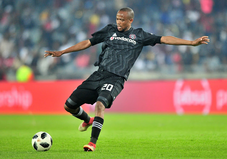 Orlando Pirates' midfielder Xola Mlambo would be a Bafana Bafana regular if Dan Malesela was the national team's head coach.