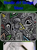Doodle Art Design Ideas - screenshot thumbnail 01