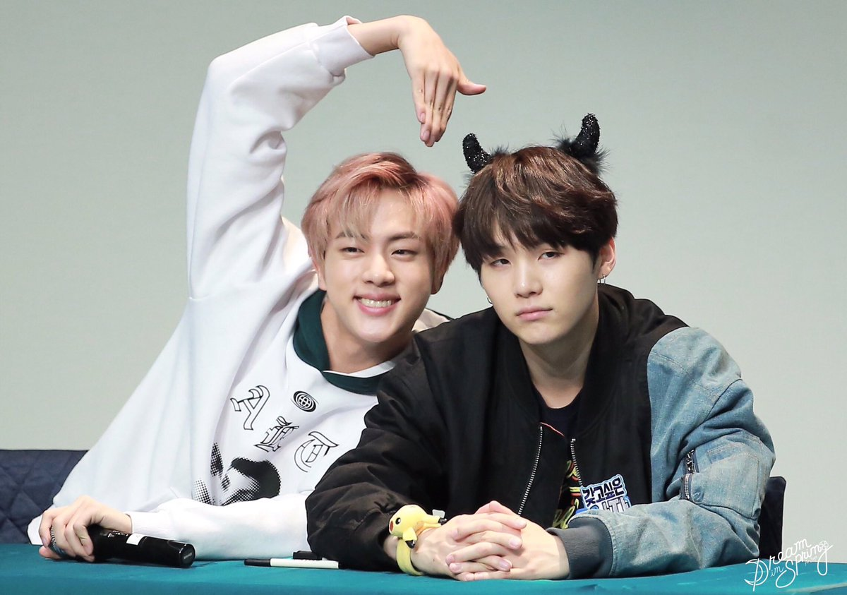 ARMY's Spot The Biggest Difference Between Jin and Suga, And
