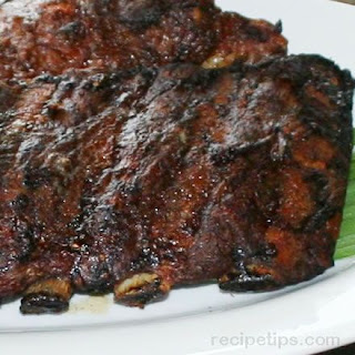 Grilled Spare Ribs Recipe