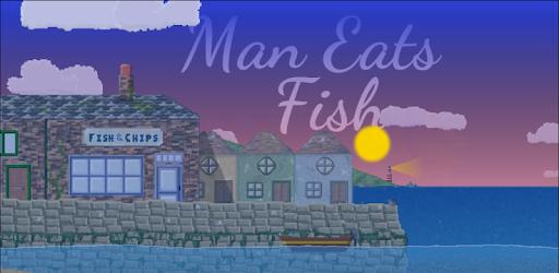 Приложения в Google Play – <b>Man</b> Eats Fish