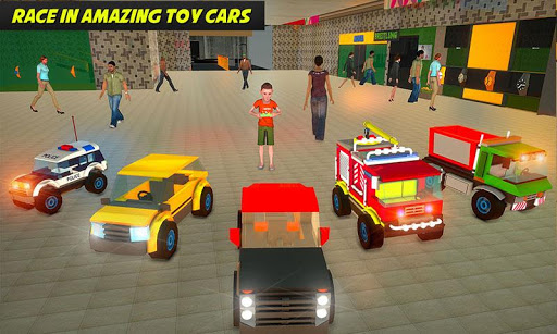 Shopping Mall electric toy car driving car games 1.1 3