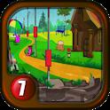 Yellow Wolf Escape - Escape Games Mobi 7 icon