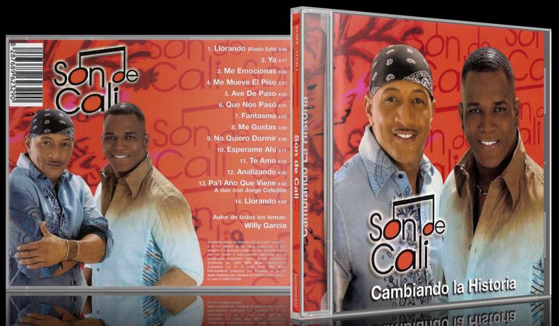 Son De Cali - Cambiando La Historia (2006) [MP3 @320 Kbps]
