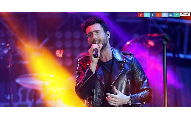 Maroon 5 Tab