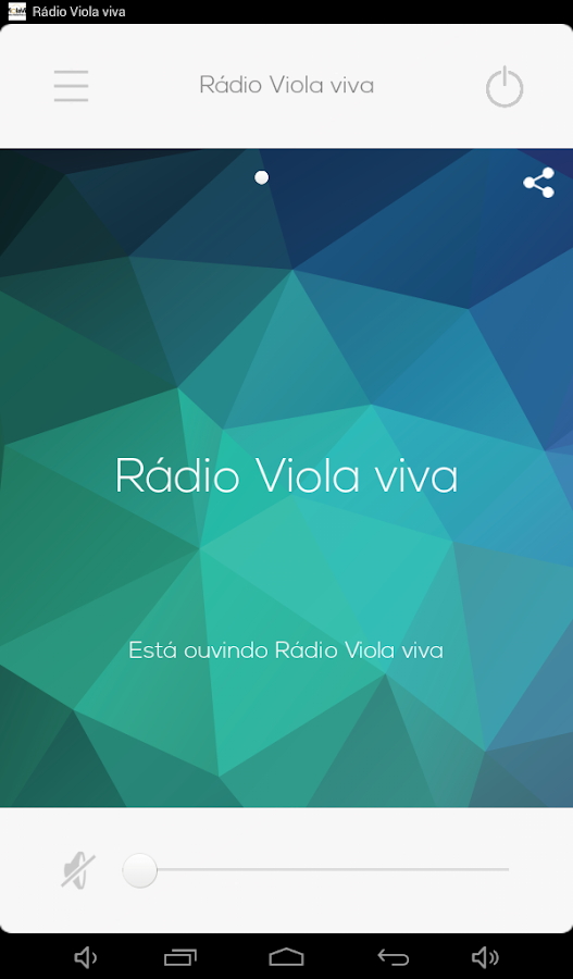 Rádio Viola viva- screenshot