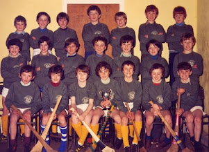 Photo: Under 12 Hurling 1982