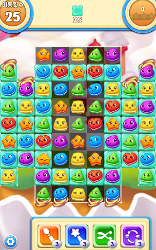 Macaron Pop : Sweet Match3 Puzzle android2mod screenshots 21