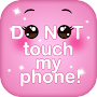 Download Girly Lock Screen Wallpaper with Quotes apk