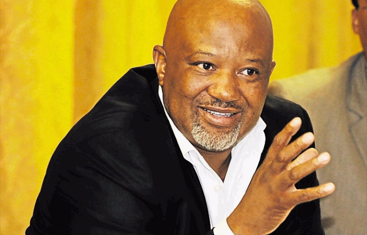 Mcebisi Jonas. Picture: THE HERALD