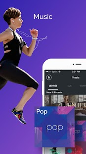 FitRadio Workout Music & Coach- screenshot thumbnail