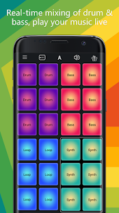 Electro Drum Pad Pro Screenshot