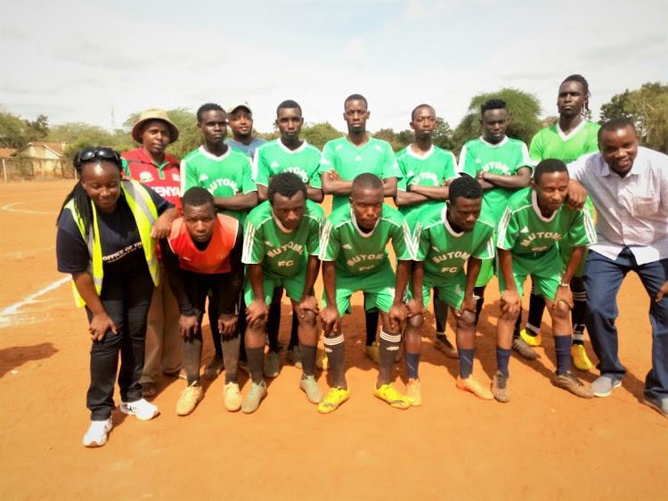 Kitui's 2019 soccer fixture season kicks off