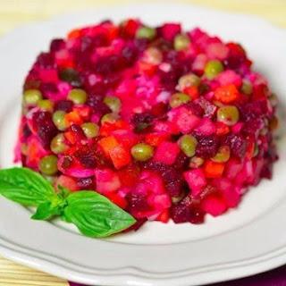 The Vinaigrette Salad