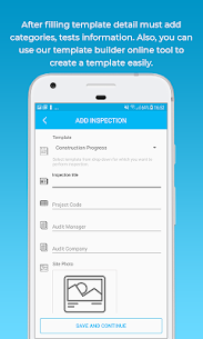 Site Checklist : Safety and Quality Inspections 1.0 APK with Mod + Data 2