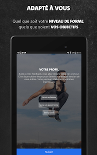 Freeletics Bodyweight – Vignette de la capture d'écran