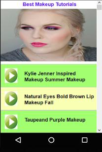 Best Makeup Tutorials - náhled