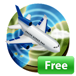 Airline Flight Status Track & Airport FlightBoard Icon
