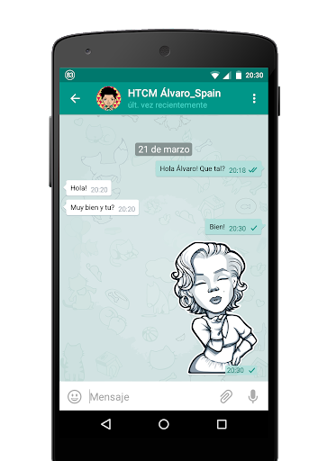 Plus Messenger 5.7.1.3 screenshots 2