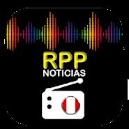 RPP Noticias Radio APK icon